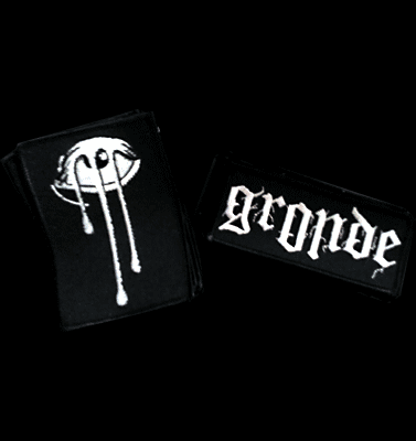 Gronde patches
